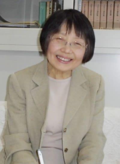 Yoko Sarada(Professor of Faculty of Humanities)