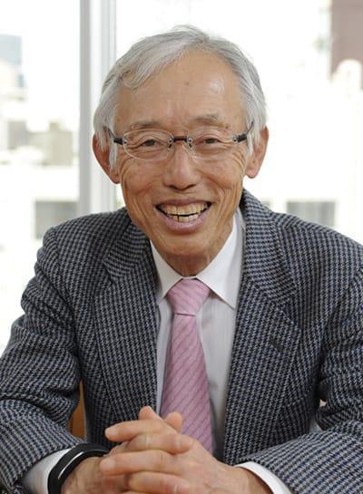 田中宏暁(スポーツ科学部教授、身体活動研究所長)